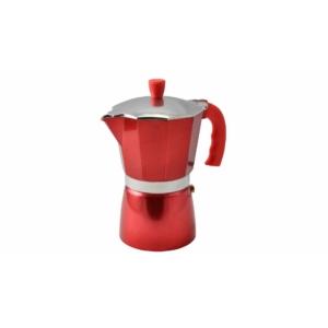 Perfect Home Kotyogós kávéfőző piros 6 személyes 10062