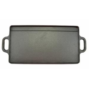 Perfect Home Grill lap 2 oldalas 51*24cm, öntöttvas  12014