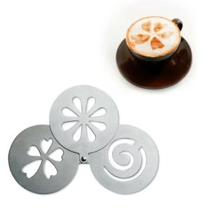 Perfect Home Cappuccino, sütemény díszítő sablon 3 db rm 12428