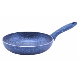 Perfect Home Serpenyő tapadásmentes bevonattal kék márványos 20 cm 12591