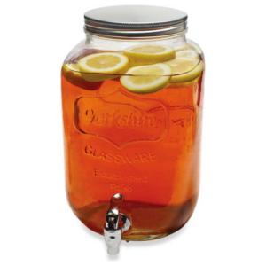 Perfect Home csapos limonádés üveg 4 literes 13087