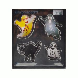 Perfect Home Sütikiszúró készlet Halloween 4 db-os 13035