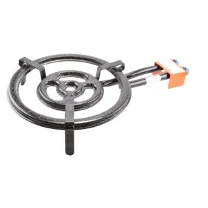 Paella gázégő L-40 40 cm-es 3 körös 13354