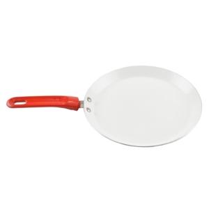 Perfect Home Kerámia bevonatos palacsintasütő 26 cm piros 13921