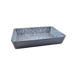 Zománcozott sütőtepsi 31x22 cm 14283