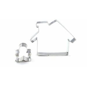 Perfect Home Mézeskalács ház kiszúró készlet Mézivel 14511
