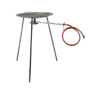 Vas grill tárcsa szett 60cm 14562