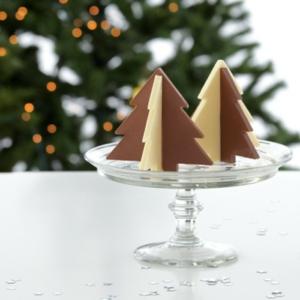 Perfect Home Csokiforma fenyőfa 3D karácsonyi 28098
