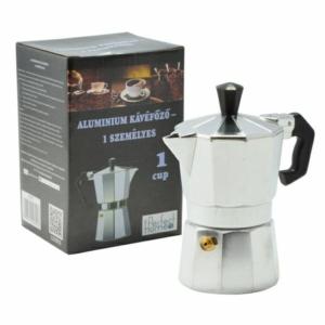 Perfect Home Kotyogós kávéfőző 1 személyes (díszdobozban) 28140
