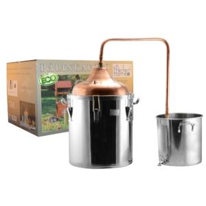 Perfect Home Pálinkafőző 50 literes réz inox ECO 50001