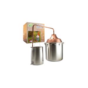 Perfect Home Pálinkafőző 92 literes réz inox ECO 71109