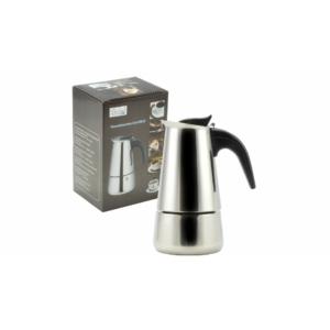 Perfect Home Rozsdamentes kávéfőző 4 személyes díszdobozos 72005