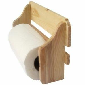 Papírtörlő tartó fali + papír 72027