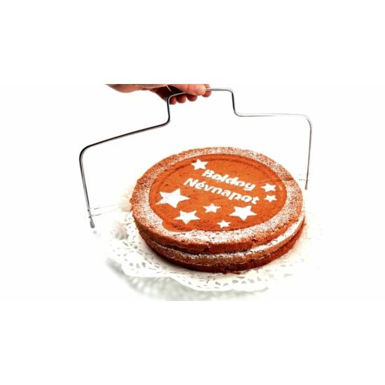 Perfect Home Tortaszeletelő (drótos) 10112