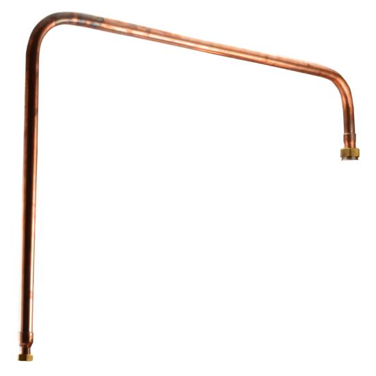Perfect Home Pálinkafőző Összekötő rézcső 50 literes pálinkafőzőhöz 10482