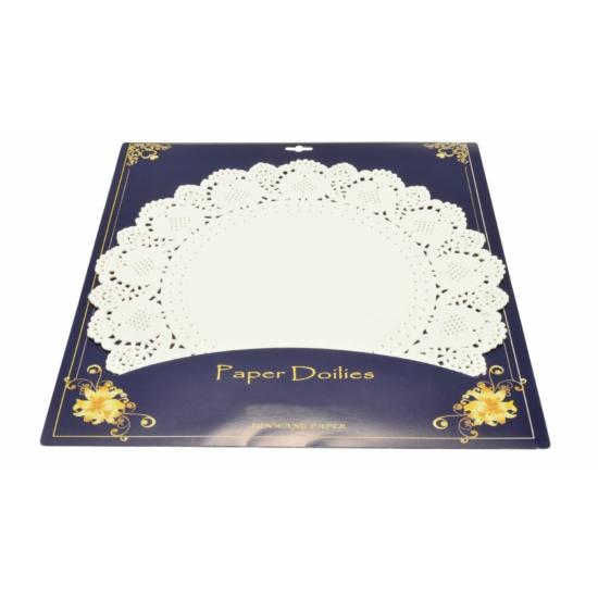Perfect Home Papírcsipke tortaalátét 36 cm 12355