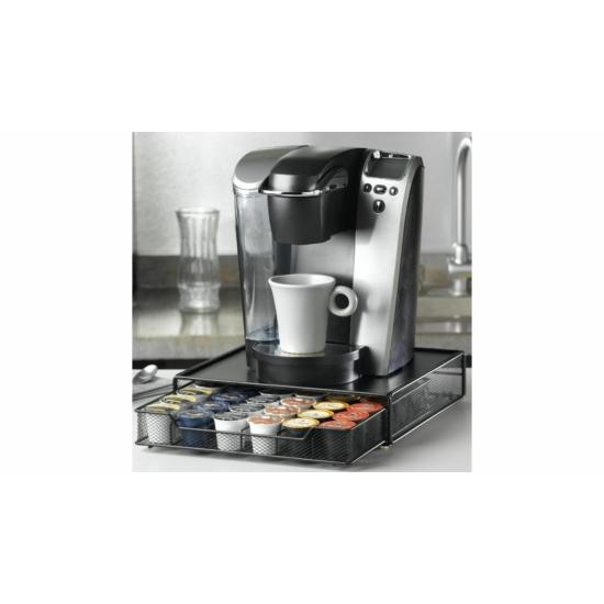 Perfect Home Kávéfőző állvány / kapszulatartó fiók 12620