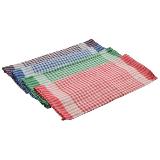 Perfect Home Konyharuha 40x65 cm színes kockás 12721