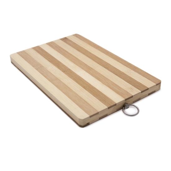 Bambusz vágódeszka felakasztható 30x40 cm 12913