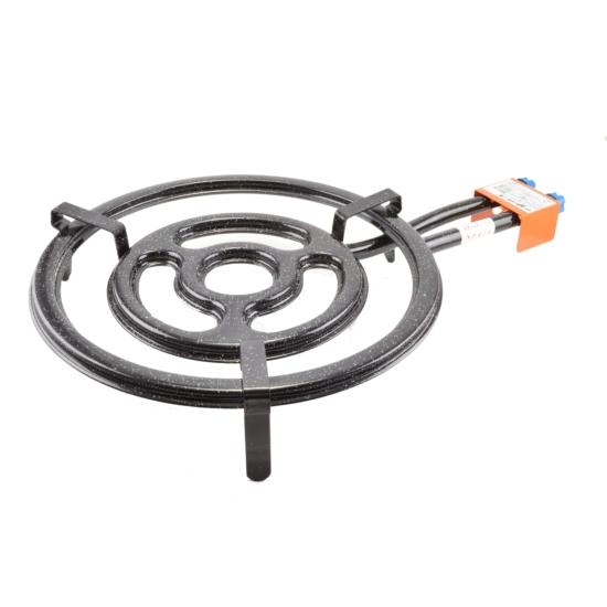 Paella gázégő L-50 50 cm-es 3 körös 13355