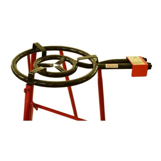 Paella gázégő M40 40 cm-es 2 körös 13358