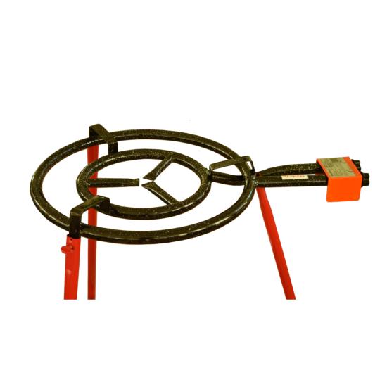 Paella gázégő M50 50 cm-es 2 körös 13359