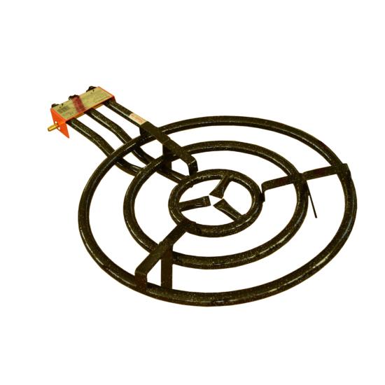 Paella gázégő M60 60 cm-es 3 körös 13360