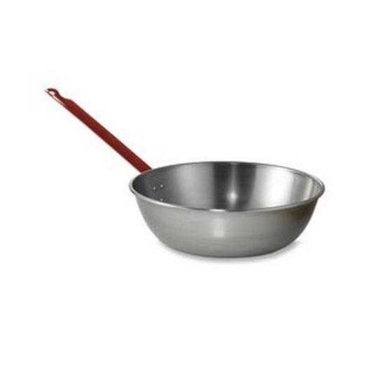 Paella nyeles serpenyő polírozott 22 cm 13421