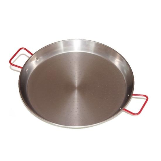 Paella sütőtál polírozott 22 cm 13427