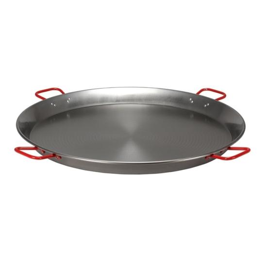 Paella sütőtál polírozott 100 cm 14084