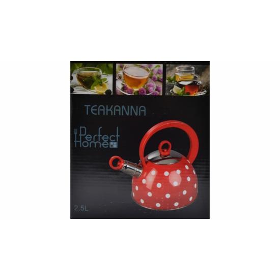 Perfect Home Teafőző, teáskanna 2l pöttyös 13505