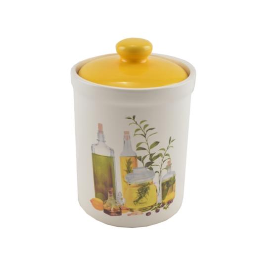 Perfect Home Fűszertartó aromazárós 10x11 cm 13844
