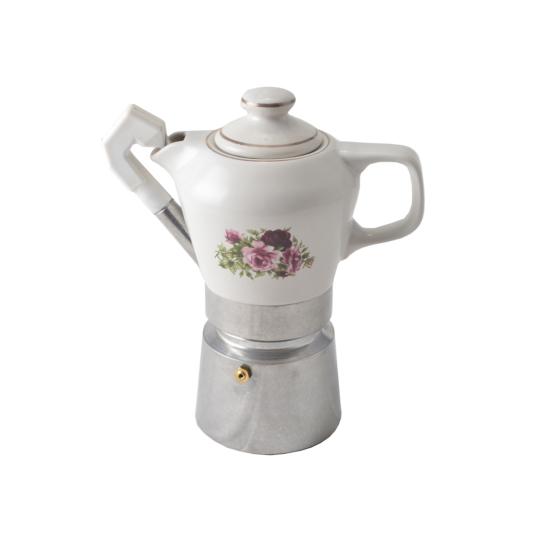 Szarvasi 'Fatima' kávéfőző 2-4 személyes, porcelán 14419