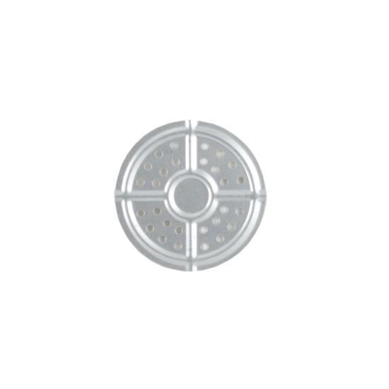 Lángelosztó horganyzott 13 cm 14508