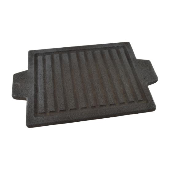 Perfect Home Lávakő grill lap füles 14673