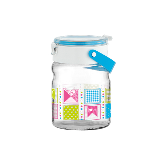 Perfect Home Tároló / befőttes üveg 900 ml 14694
