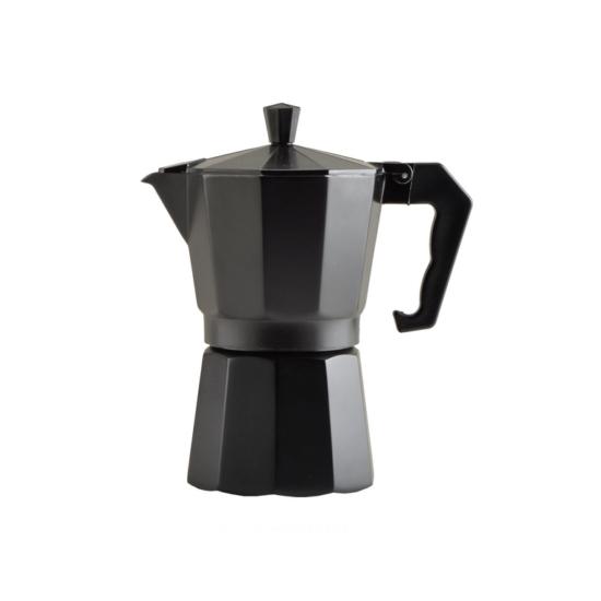 Perfect Home Kotyogós kávéfőző 6 személyes  fekete 14976