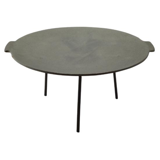 Perfect Home Öntöttvas grill tárcsa 45 cm 15501