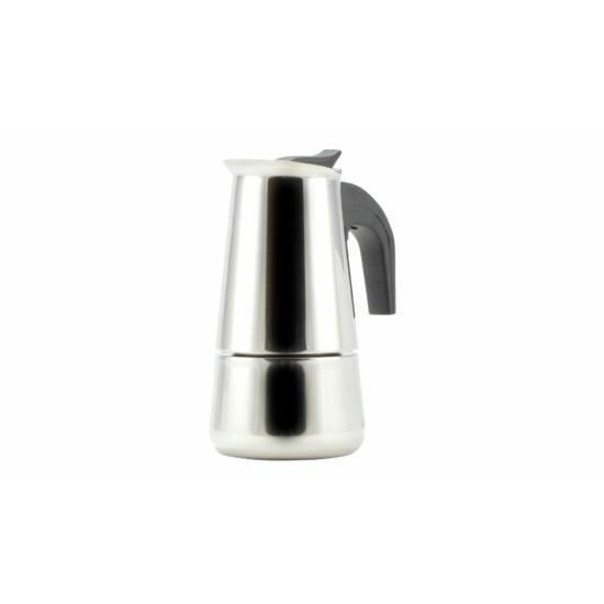 Perfect Home Rozsdamentes kávéfőző 2 személyes 28011