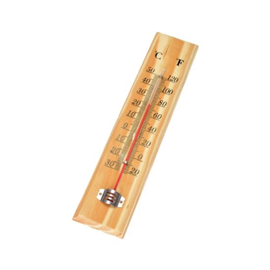 Perfect Home Fa hőmérő 26 cm 28191