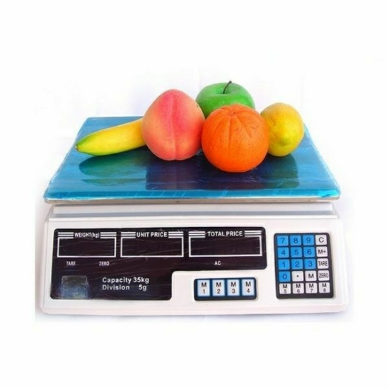 Perfect Home Mérleg 35 kg-os digitális 72104
