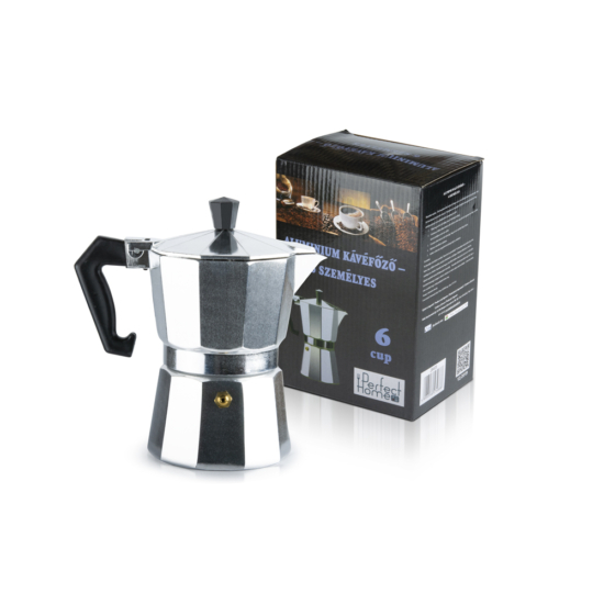 Perfect Home Kotyogós kávéfőző 3 személyes (díszdobozban) 28404