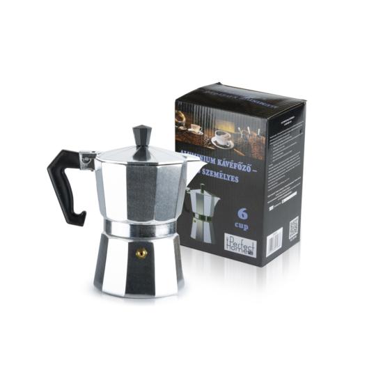 Perfect Home Kotyogós kávéfőző 6 személyes (díszdobozban) 28405