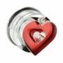 Kép 5/10 - Perfect Home Linzerkiszúró rugós szív 10350