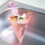 Kép 2/12 - Perfect Home Tölcsér szűrő, hulladék gyűjtő mosogatóba 12009