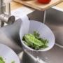 Kép 3/12 - Perfect Home Tölcsér szűrő, hulladék gyűjtő mosogatóba 12009