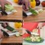 Kép 3/3 - Perfect Home Zöldség vágó olló 13002