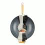 Kép 1/2 - Perfect Home Iron line wok tapadásmentes bevonattal 32 cm fekete 13178