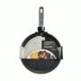 Kép 1/2 - Perfect Home Iron line palacsintasütő tapadásmentes bevonattal 26 cm fekete 13180