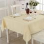 Kép 3/3 - Perfect Home Asztalterítő bézs 140x140 cm 13346